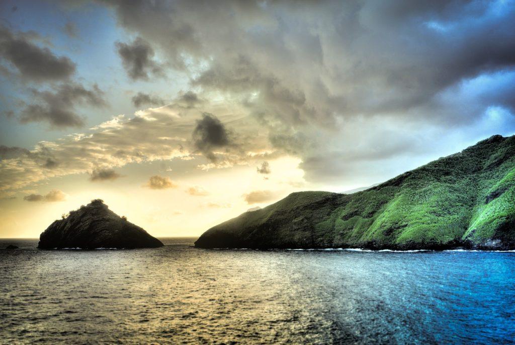 Les îles Marquises, en Polynésie française