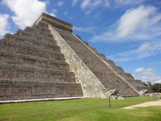 Le site de Chichén Itzá, antique cité maya.