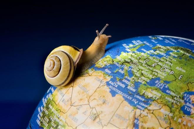 Photo d'illustration. Le Slow Travel.
