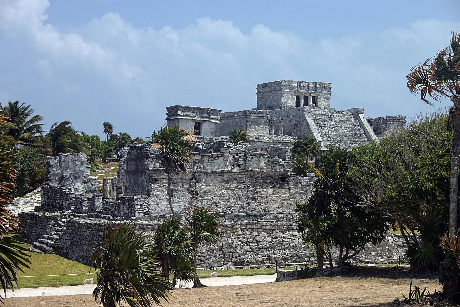 Le site maya de Tulum, au Mexique