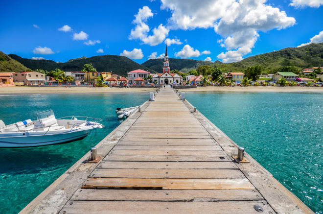 Martinique, Les Anses-d'Arlet.