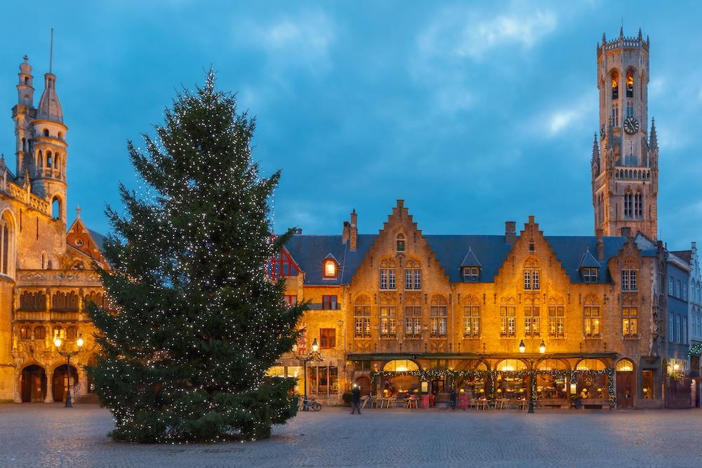 Noël à Bruges.