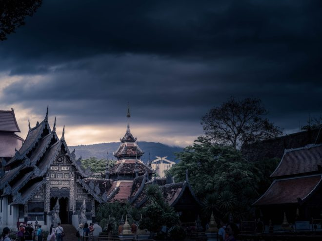 Chiang Mai, Thaïlande.