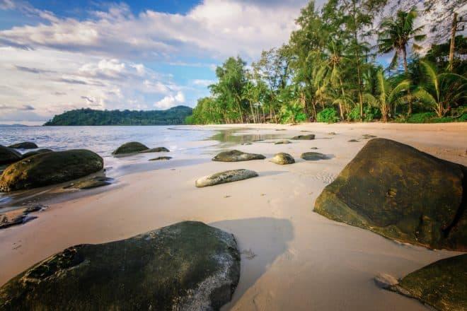 L'île de Koh Kood, en Thaïlande.